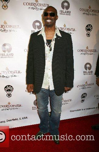 Charlie Murphy House of Courvoisier after party held...