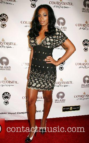 House of Courvoisier after party held at The...