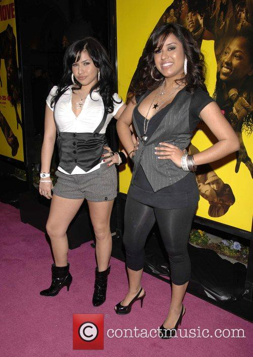 Janelle and Jessica from Prima J. Los Angeles...