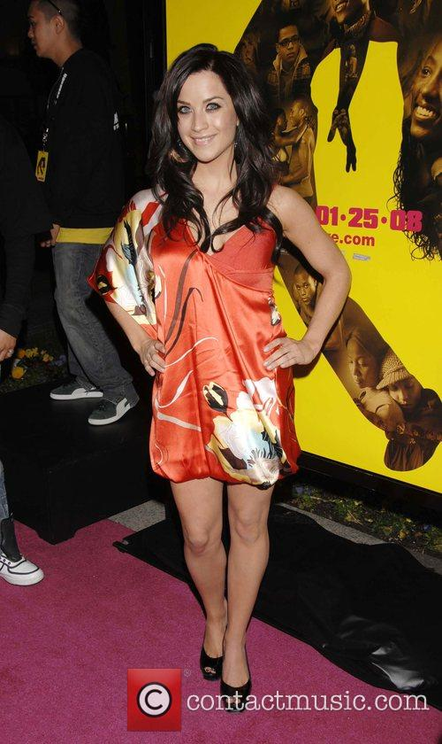 Joanna Pacitti Los Angeles Premiere of 'How She...