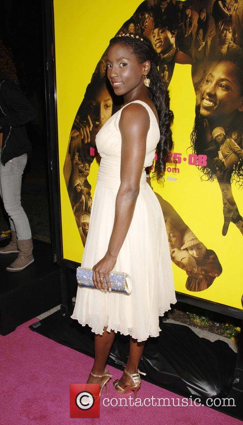 Los Angeles Premiere of 'How She Move' In...