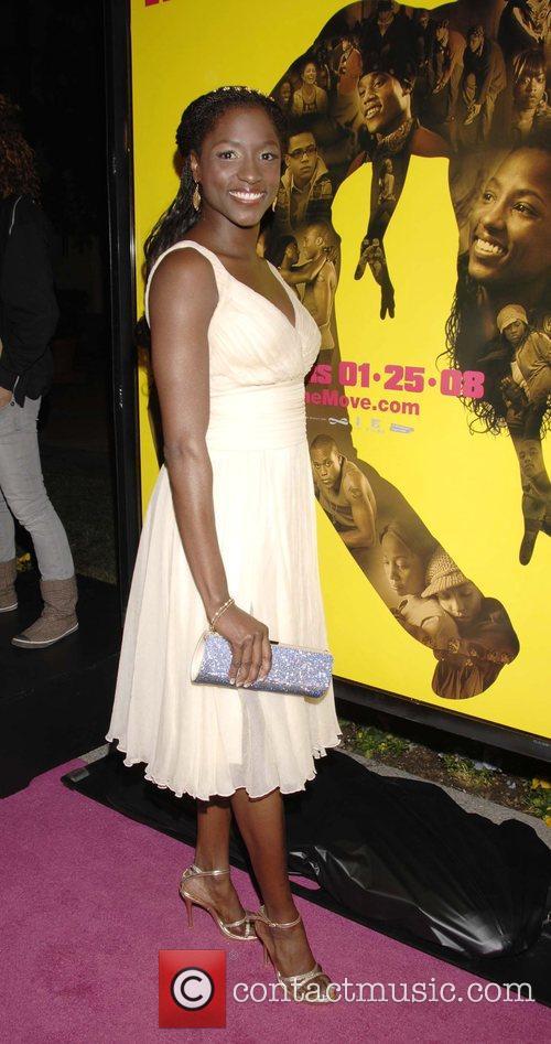 Rutina Wesley Los Angeles Premiere of 'How She...