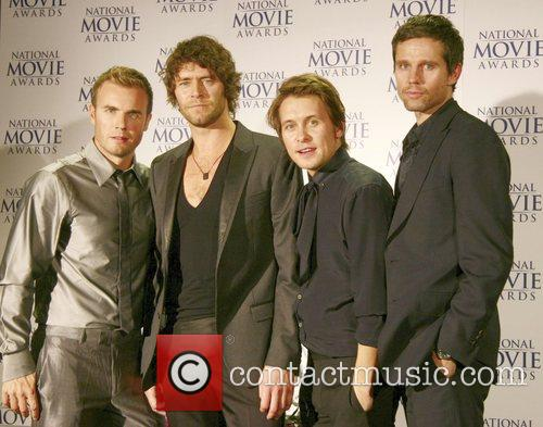 * TAKE THAT STAR HOSPITALISED TAKE THAT star...