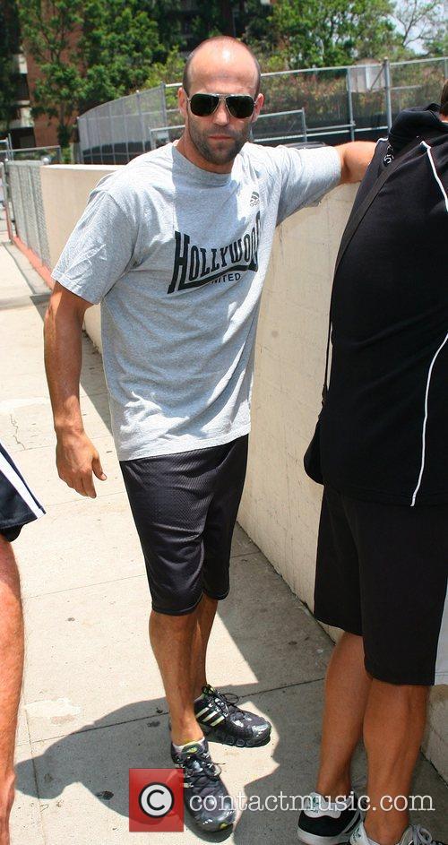 Jason Statham, Beverly Hills High School