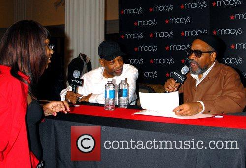 Philadelphia, at a signing to mark their induction...
