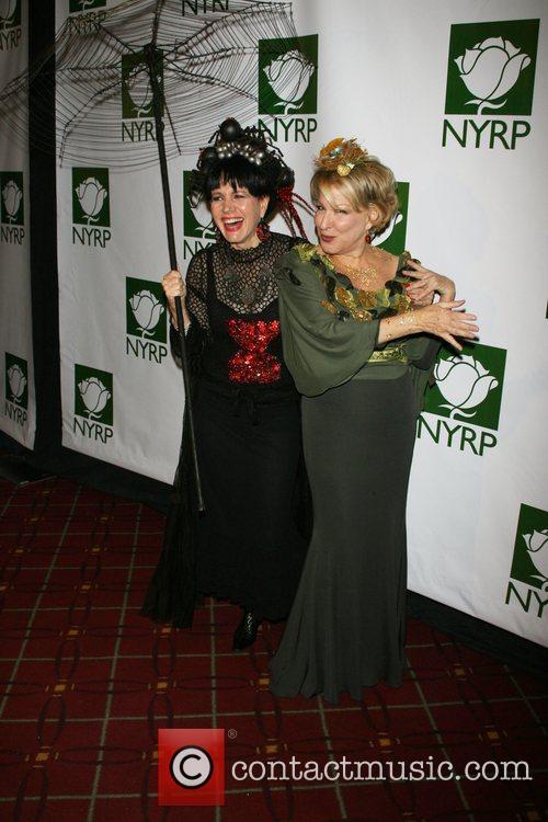 Susie Essman and Bette Midler 8