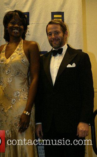 Matthew Broderick and Sheryl Swoopes 11