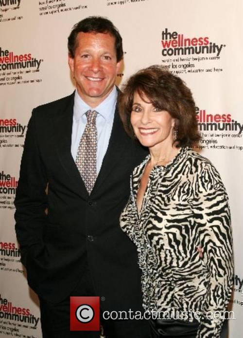 Steve Guttenberg and Laura Owens The ninth annual...