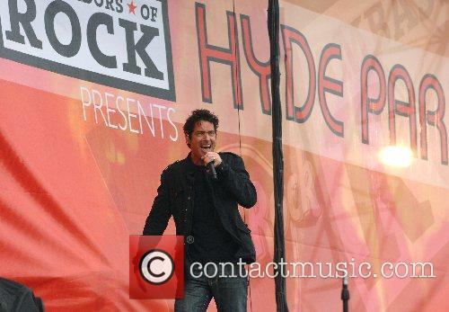 Chris Cornell Hyde Park Calling - Day 2...