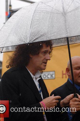 Brian May Hyde Park Calling - Day 2...