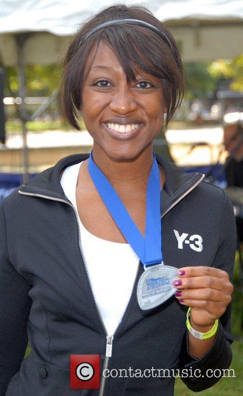 Beverley Knight Hydro Active Women's Challenge at Hyde...