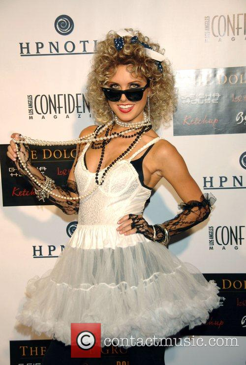 Hynotiq's Hollywood Halloween party held at Les Deux...