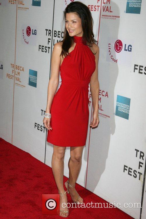 Natassia Malthe 2008 Tribeca Film Festival - Premiere...