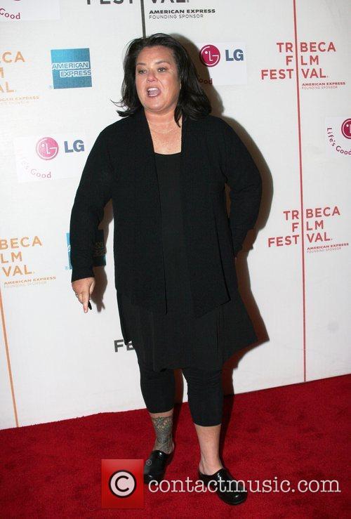 Rosie O'Donnell 2008 Tribeca Film Festival - Premiere...