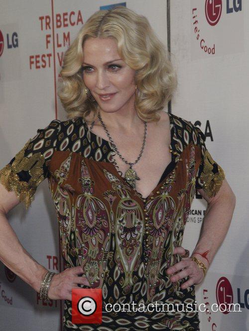 Madonna Attends World Premiere of 'I Am Because...