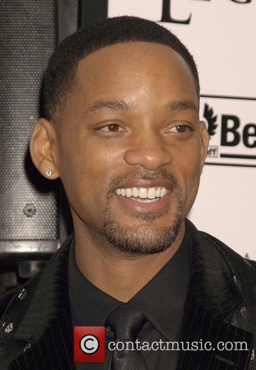 New York Premiere of 'I Am Legend' at...