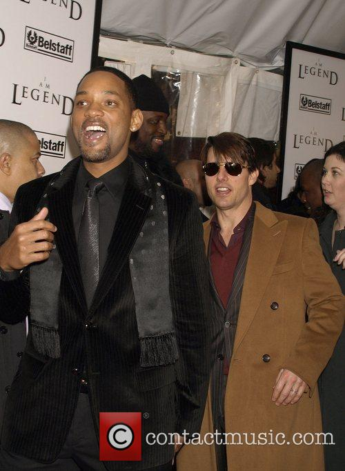 Will Smith and Tom Cruise 4
