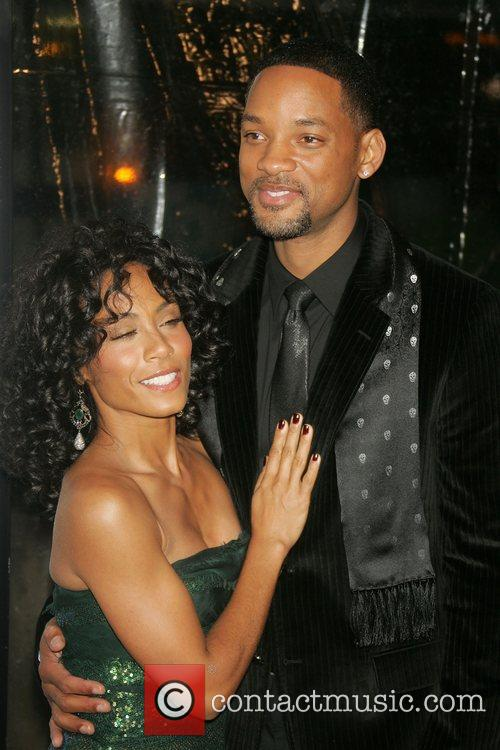Jada Pinkett-smith and Will Smith 9