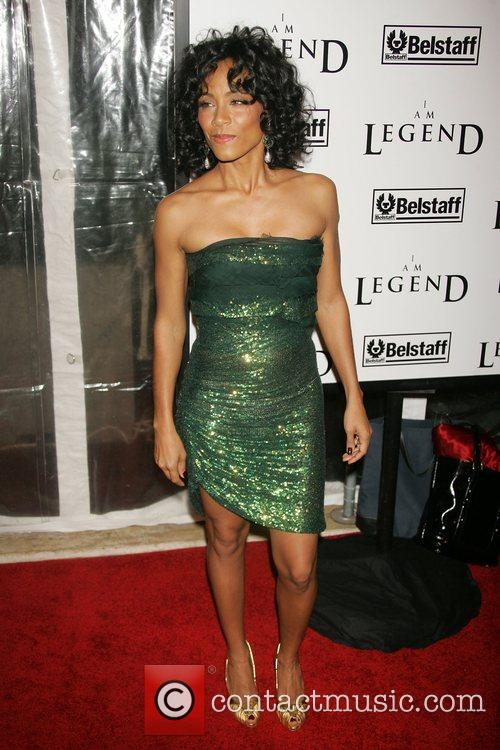 Jada Pinkett-Smith, Madison Square Garden