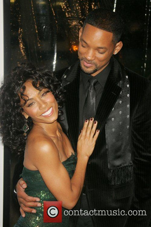 Jada Pinkett-smith and Will Smith 3