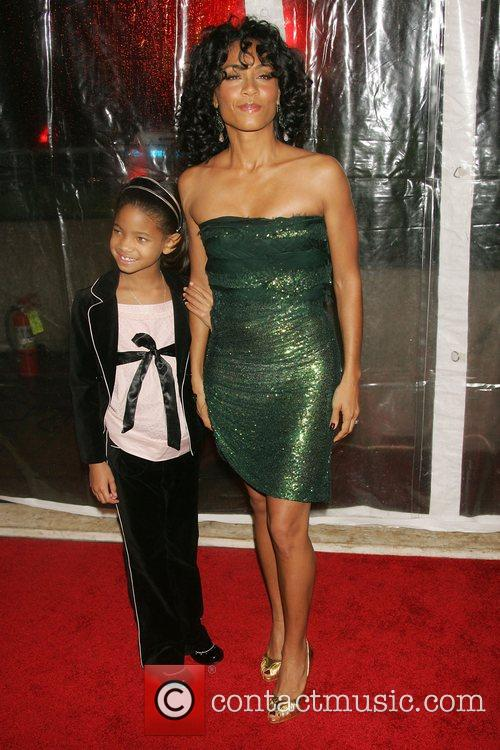 Willow Smith and Jada Pinkett Smith 2