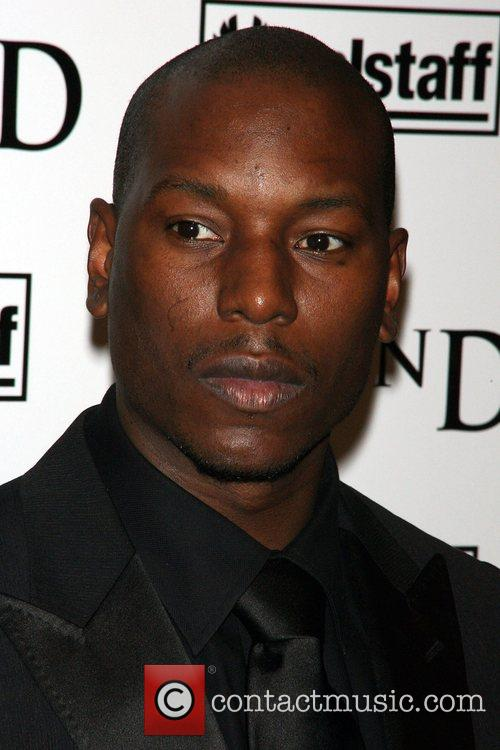 Tyrese Gibson and Tyrese 3