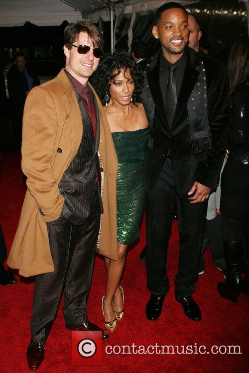 Tom Cruise, Jada Pinkett Smith and Will Smith 1