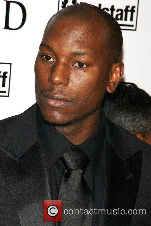 Tyrese Gibson and Tyrese 4