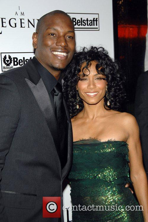 Tyrese Gibson and Tyrese 6