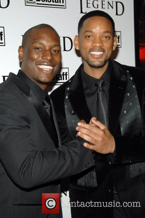 Tyrese Gibson and Tyrese 5