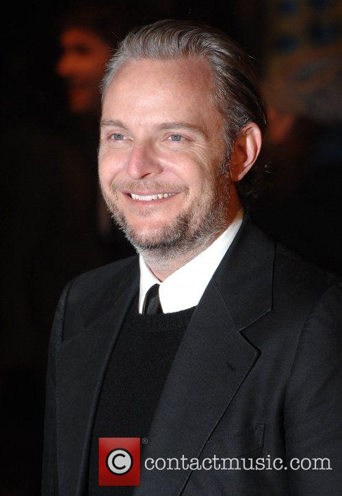 Francis Lawrence, director UK premiere of 'I Am...