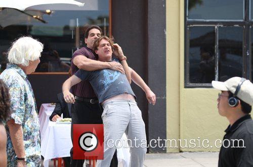 Lou Ferrigno and Jason Segel 10