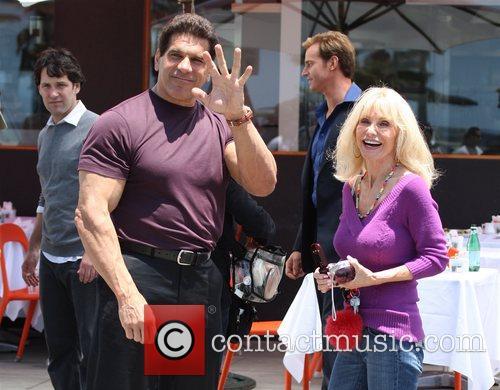 Lou Ferrigno and Carla Ferrigno 11