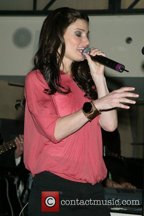 Idina Menzel and Virgin 2