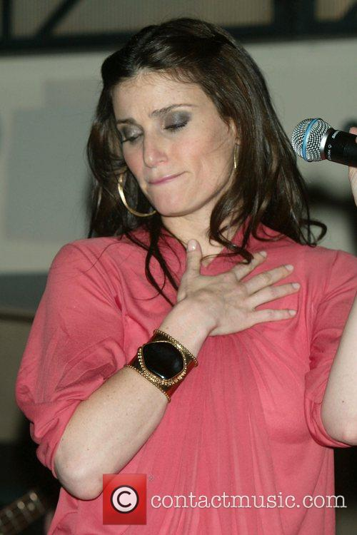 Idina Menzel and Virgin 8