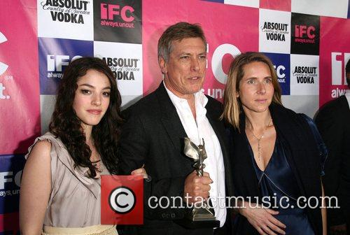 Olivia Thirlby, Russell Smith and Vaness Fourgeaud IFC...