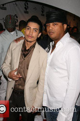 Rick Gonzalez and Franc Reyes 2