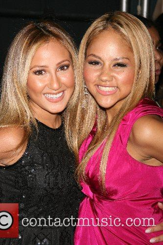 Adrienne Bailon and Kat Deluna 5