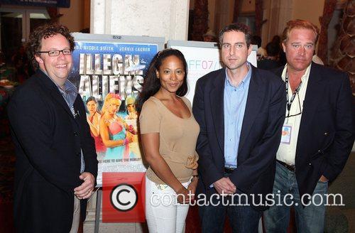 Director David Giancola, Bahamas International Film Festival founder...