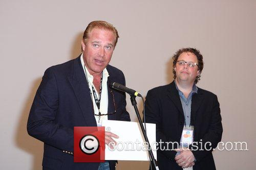 Producer John James (Dynasty 1981-1989) and director David...