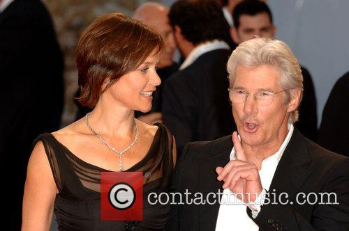 Richard Gere and Carey Lowell 3