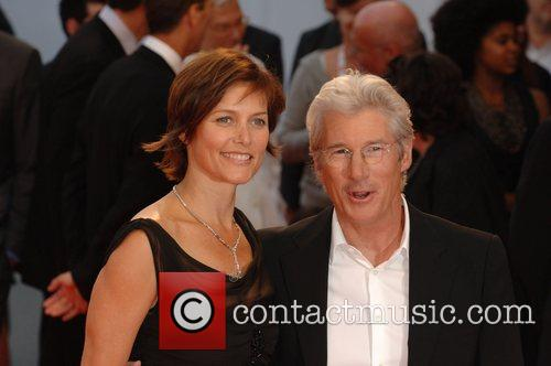 Richard Gere and Carey Lowell 6