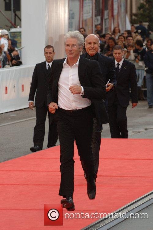 Richard Gere, Venice Film Festival