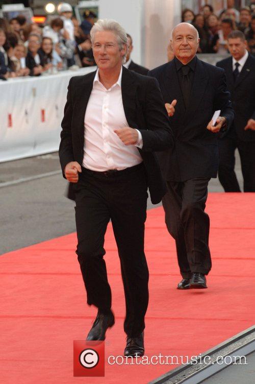 Richard Gere, Venice Film Festival