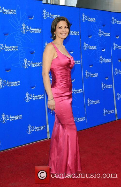 Alana De La Garza 22nd Annual Imagen Awards...