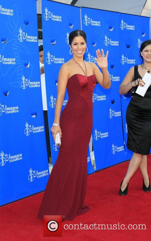 Ana Ortiz 22nd Annual Imagen Awards at the...