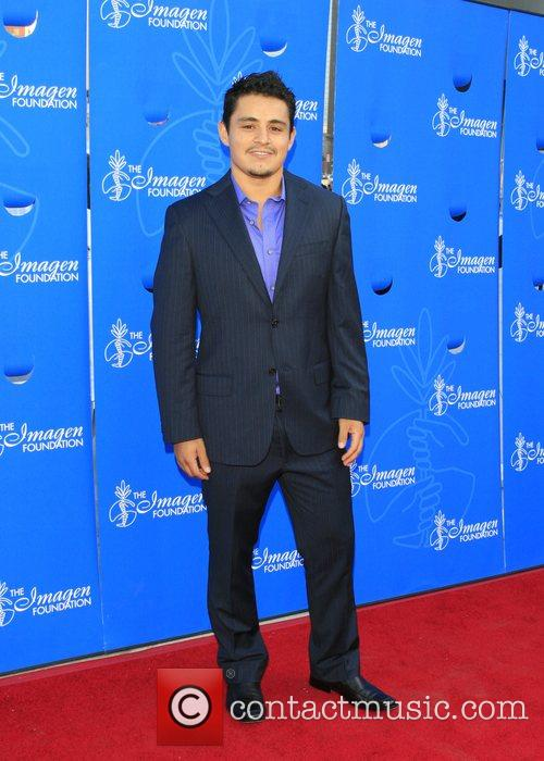 Jesse Garcia 22nd Annual Imagen Awards at the...