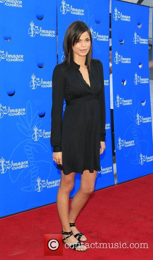 Lina Esco 22nd Annual Imagen Awards at the...