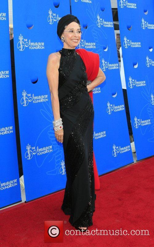Rita Moreno 22nd Annual Imagen Awards at the...