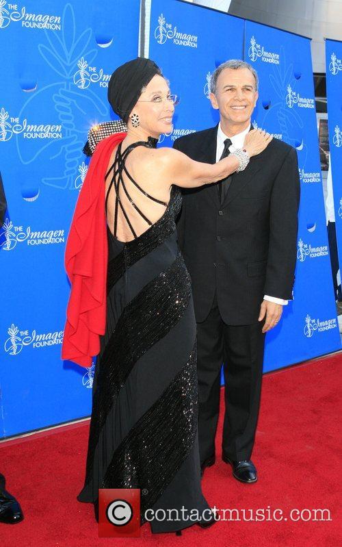 Rita Moreno and Tony Plana 22nd Annual Imagen...